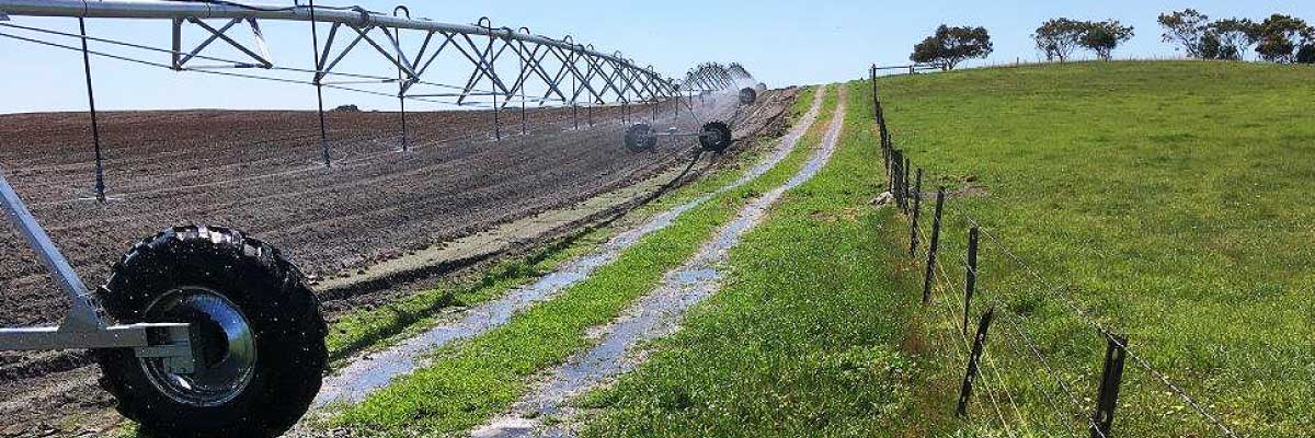Irrigators - Pivots, Travelling & Hard Hose